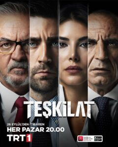 Read more about the article TESKILAT, The Organization