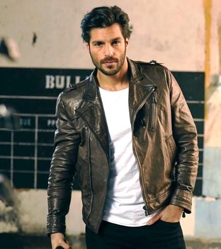 Serkan Turkish actor