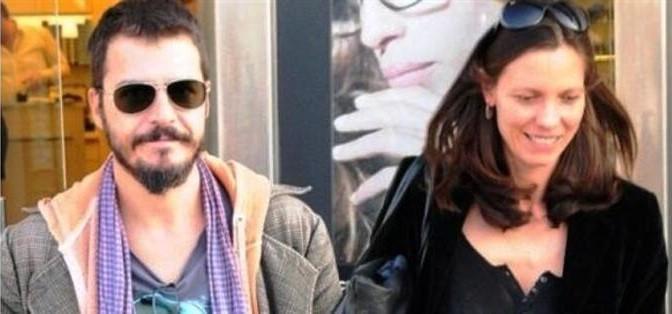 Mehmet Gunsur and wife
