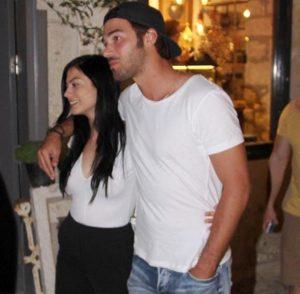 Demet Ozdemir and boyfriend