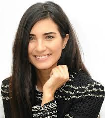 Tuba Büyüküstün, Turkish actress