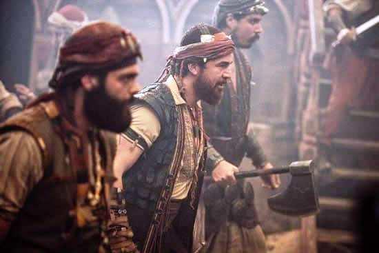 barbarians turkish series
